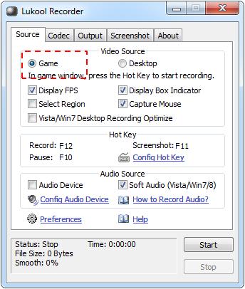 video capture  open source